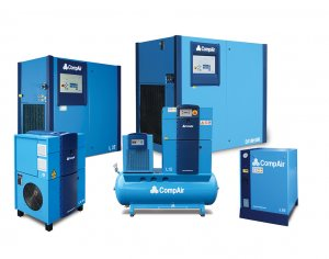 Rotary Screw Compressors oil lubricated
